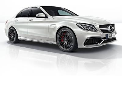 Mercedes-Benz C-Class AMG C 63 S