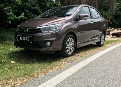 Perodua Bezza 1.3 Advance
