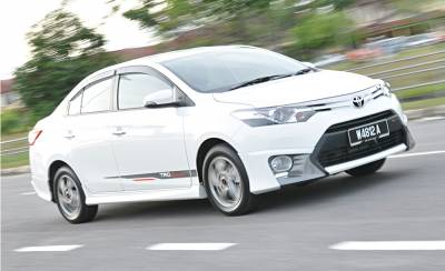 Toyota Vios 1.5 TRD Sportivo (AT)